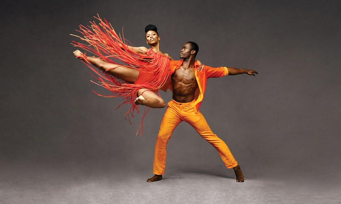 Alvin Ailey American Dance Theater at David H. Koch Theater at Lincoln Center