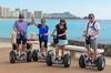 Guided Hoverboard Tour West Waikiki Magic Island and Ala Moana