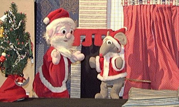 Aurora Theatre - Main Stage - Riverwalk: 'Twas the Night Before Christmas at Aurora Theatre - Main Stage