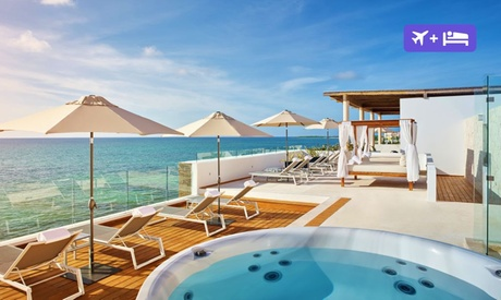 ✈ MEXIQUE | Playa del Carmen - Senses Riviera Maya by Artisan 5* - Face à la mer