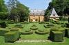 Visite privée des jardins du manoir d'Eyrignac à Salignac