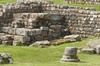 Hadrian's Wall: Explore the ruins of Housesteads Roman Fort on this...