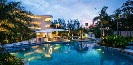 ✈ THAILAND | Phuket Hotel Novotel Phuket Karon Beach Resort and Spa 4* Family room