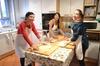 Lezione di cucina serale: PIZZA, PASTA E DESSERT