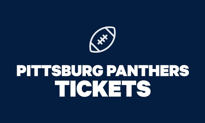 best service 2954c e92b7 Pittsburgh Panthers Football Tickets