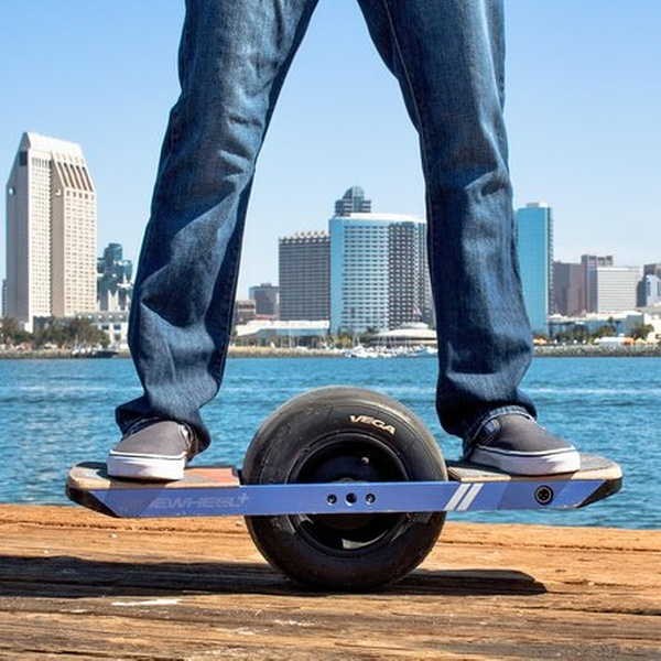 Onewheel Electric Hoverboard Lesson & Tour