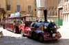 Tren turístico de Tarragona. Paradas libres.
