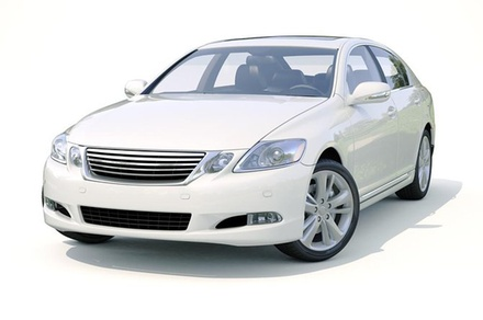 Transfer in private vehicle from London Gatwick Airport to City Center (London)