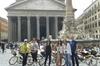 Tour ciclistico e culinario di Roma