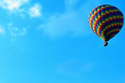 Experience: 1-hour Sunrise or Sunset Hot Air Balloon Ride from Exeter For just: £125.0