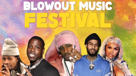 Blow Out Music Festival - Sunday, Jun 30, 2019 / 1:00pm