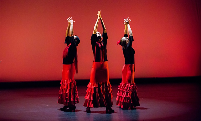 The Cowles Center for Dance and the Performing Arts - Warehouse District: Zorongo Flamenco Dance Theatre at The Cowles Center for Dance and the Performing Arts