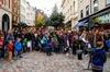 London Christmas Lights & Festive Decorations Private Walking Tour