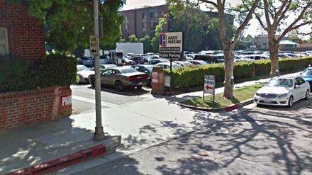 Parking at 120 S. Linden Dr. Lot - Valet