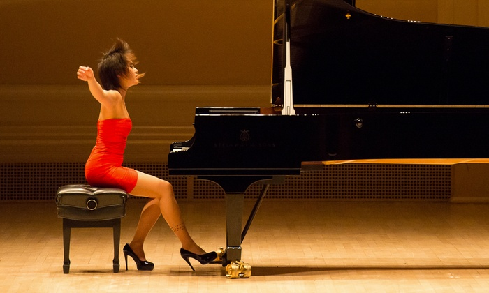Renee and Henry Segerstrom Concert Hall at the Segerstrom Center for the Arts - South Coast Metro: Yuja Wang & the Russian National Orchestra at Renee and Henry Segerstrom Concert Hall at the Segerstrom Center for the Arts