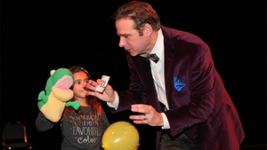 Center House Theater : Seattle Magic Show at Center House Theater