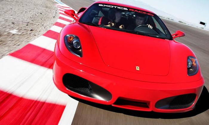 Exotics Racing Exotics Racing Groupon