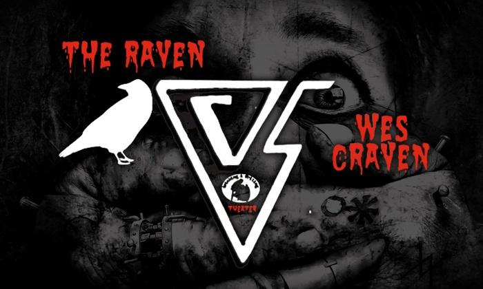 """""""The Raven vs. Wes Craven"""" - Near West Side: """"The Raven vs. Wes Craven"""""""
