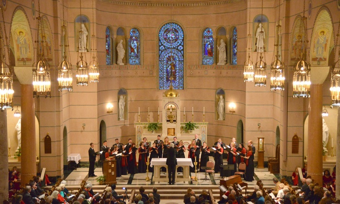 South Main Baptist Church  - Midtown: Benjamin Britten's St. Nicholas Cantata at South Main Baptist Church
