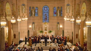 South Main Baptist Church : Benjamin Britten's St. Nicholas Cantata at South Main Baptist Church