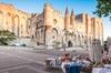 Tour du bord de mer de Marseille : visite privée d'Avignon et de Ch...