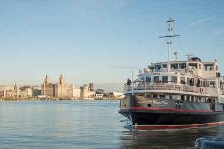 Liverpool50Minute Mersey River Cruise