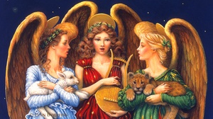 Calvary Presbyterian Church: Sing, Choirs of Angels at Calvary Presbyterian Church