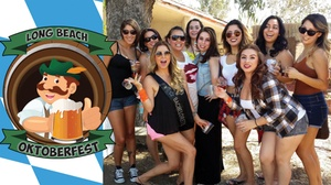 Shoreline Aquatic Park: Long Beach Oktoberfest - Saturday October 15, 2016 / Noon - 6:00pm
