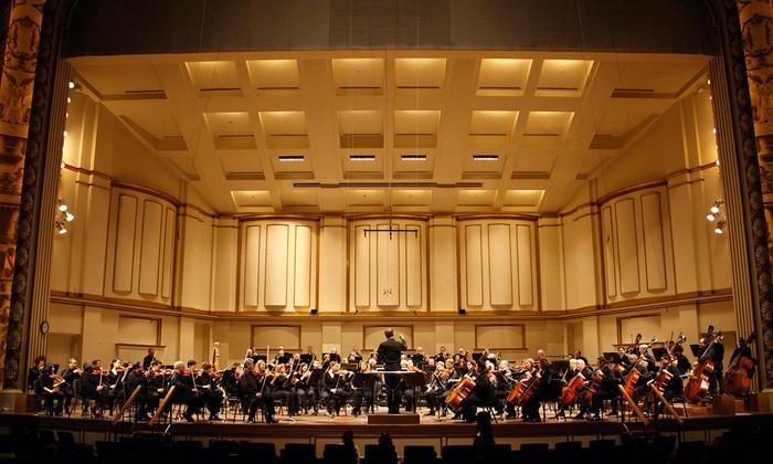Cal Performances' Zellerbach Hall - University of California-Berkeley: St. Louis Symphony at Cal Performances' Zellerbach Hall