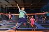 SKY ZONE TRAMPOLINE PARK - South Plainfield: $18 For 2 1-Hour Jump Passes (Reg. $36)
