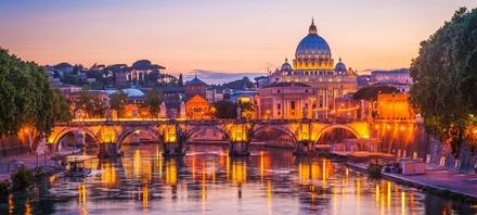 ✈ ITALY | Rome Hotel Villa Glori 4* Breakfast included
