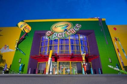 Crayola Experience Orlando b870daa5-8883-4aed-94a4-4980851eb9cc