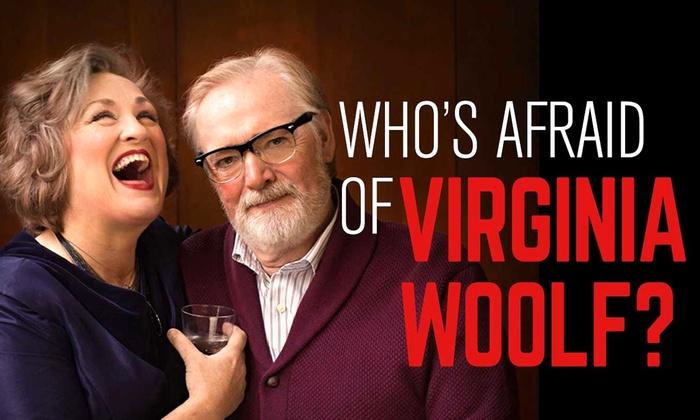 Horton Grand Theatre - Central San Diego: Who's Afraid of Virginia Woolf? at Horton Grand Theatre