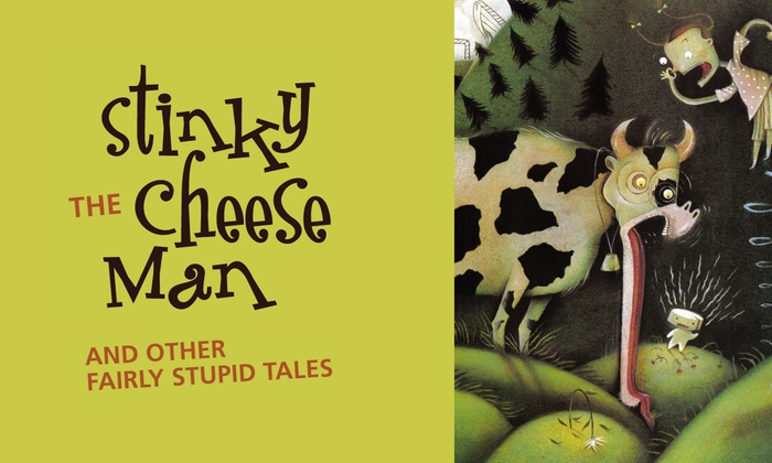 Arden Theatre - Old City: The Stinky Cheese Man and Other Fairly Stupid Tales