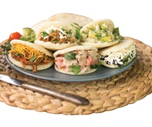 $15 for $30 Worth of Latin Fusion Cuisine at Arepa Please, plus 6.0% Cash Back from Ebates.
