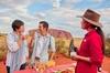 Ayers Rock Combo: Uluru Base and Sunset plus Uluru Sunrise and Kata...