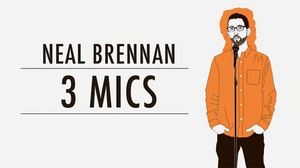 Culture Project's Lynn Redgrave Theater: Comedian Neal Brennan's 3 Mics at Culture Project's Lynn Redgrave Theater