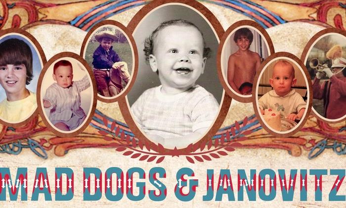 Regent Theatre - Arlington Center: Mad Dogs & Janovitz Allstar Concert Spectacular at Regent Theatre