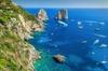 Escursione privata in barca da Sorrento a Capri e Positano