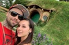 Private Luxury Tour from Auckland to Hobbiton Movie set & Waitomo c...