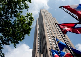 Rockefeller Center Parking Deals at ParkWhiz - Rockefeller Center, plus Up to 6.0% Cash Back from Ebates.