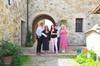 Tour enologico del Brunello di Montalcino di tre cantine con pranzo