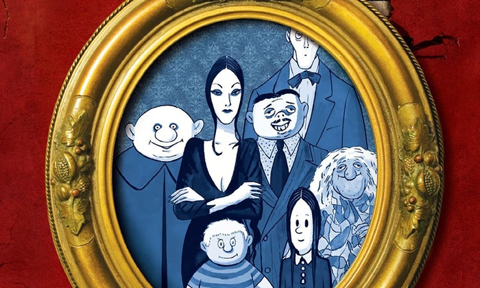OnStage Atlanta - Scottdale: The Addams Family at OnStage Atlanta