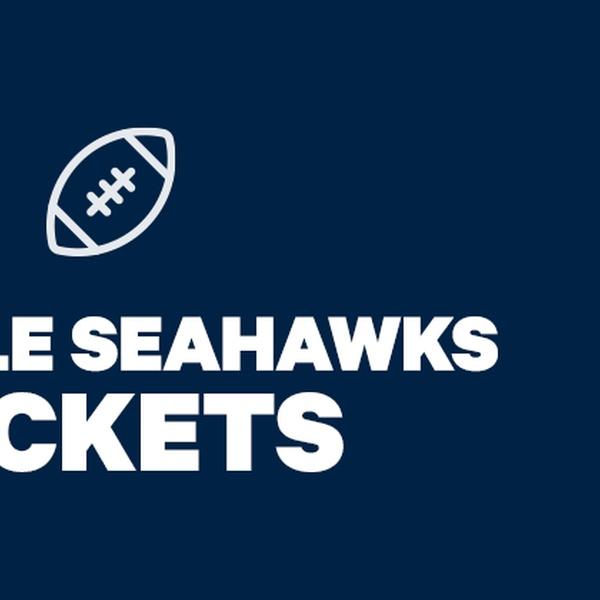 4c1b9b40 Seattle Seahawks Tickets