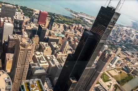 Willis Tower Skydeck Parking Deals