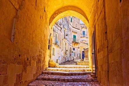 Promozione Tour & Giri Turistici Groupon.it Tour a piedi di 2 ore a Matera