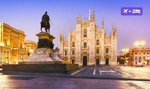 ✈ Milan - Hilton Garden Inn M... Milano