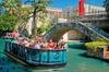 San Antonio Super Saver: Hop-On Hop-Off Bus Tour, Tower of Americas...