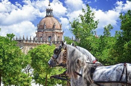 Visita a pie por el arte y la historia de Jerez de la Frontera