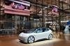 Führung mit Reiseleiter durch die Gläserne Manufaktur von Volkswagen